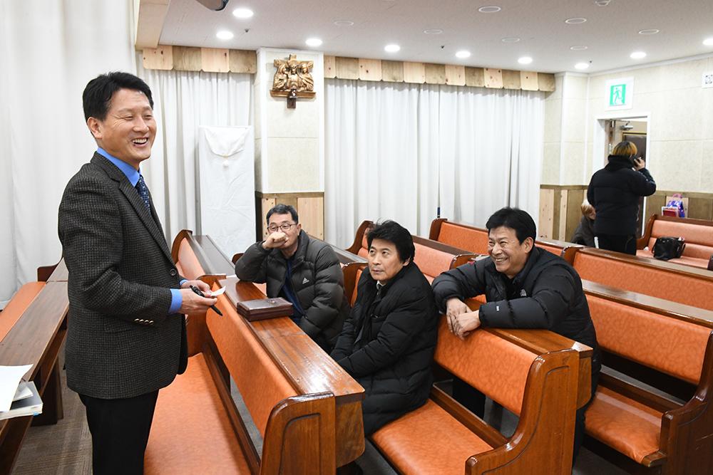 2018년 제2남선교회 월레회