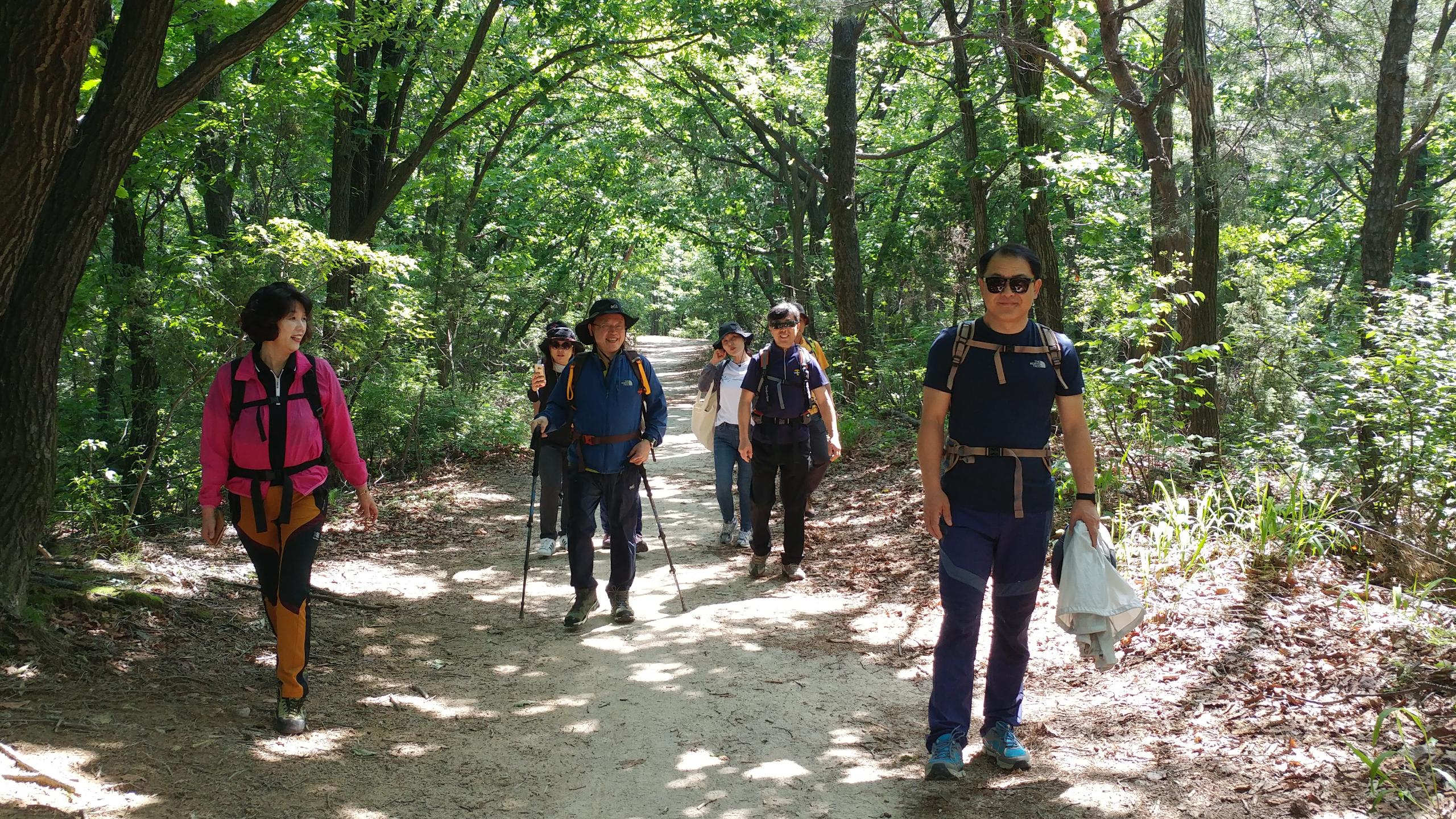 2018년 5월26일 걷기대회