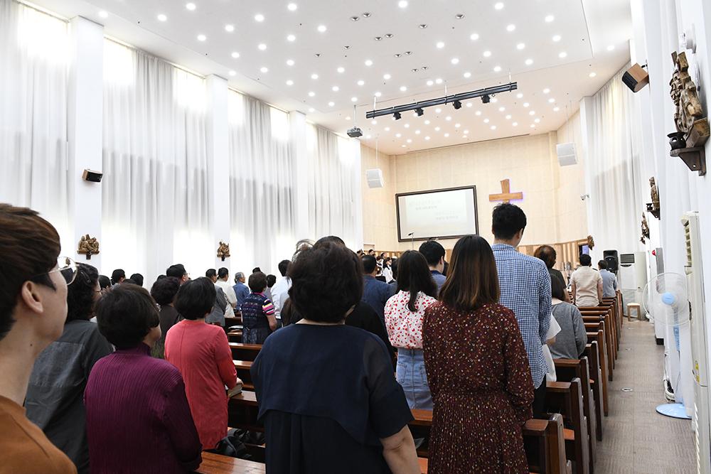 2018년 6월24일교회소식