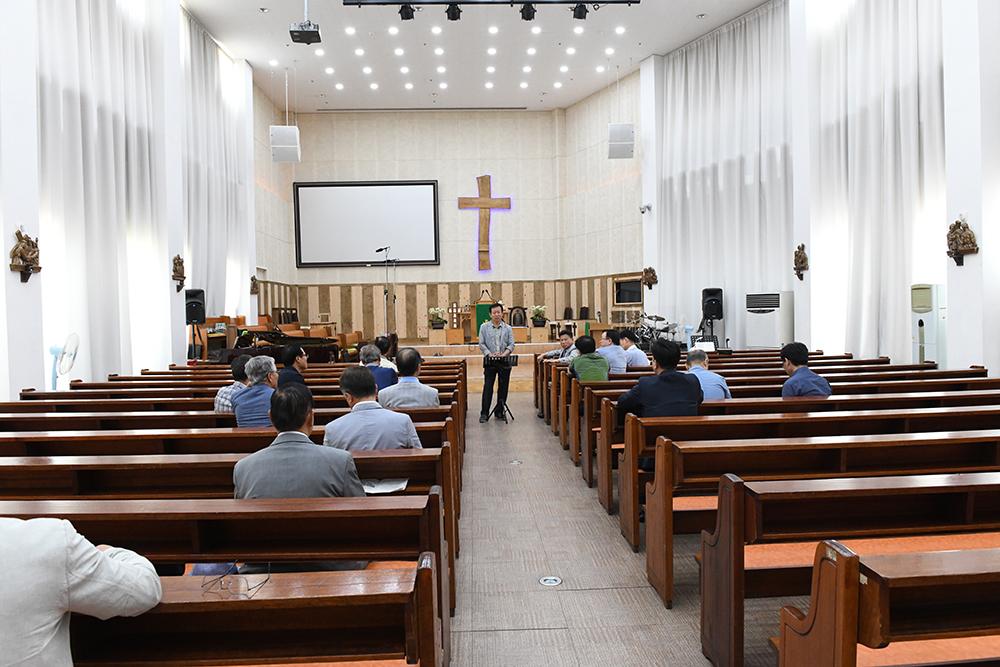 2018년 6월 남선교회월례회