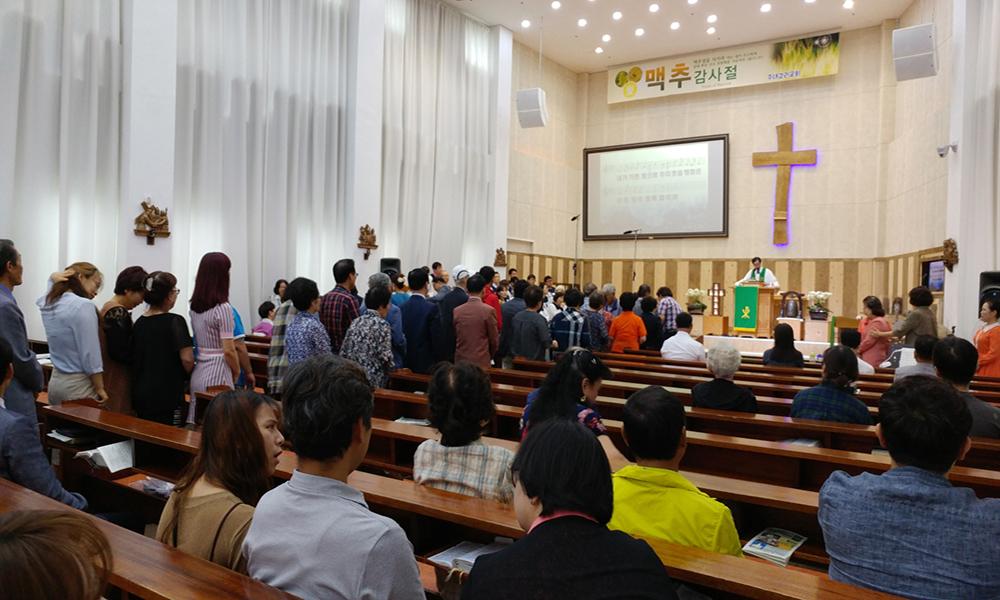 2018년 7월01일 교회이모저모