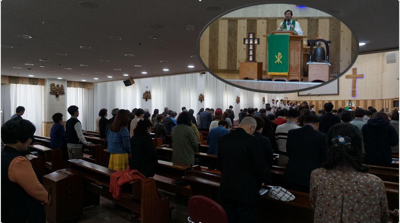2018년 10월 14일 주일예배 설교